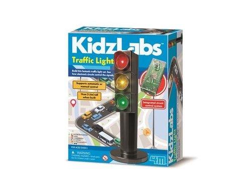 4M 4M KidzLabs Traffic Light