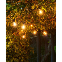 Sirius Tobias  Lightstring with 10 Clear Lamps 4,5 m
