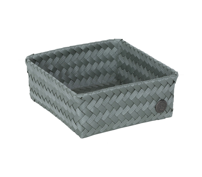 Handed By Fit Square 18 Basket Eucalyptus