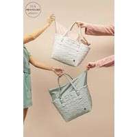 Handed By Color Deluxe Shopper Nude