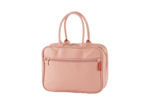 Typhoon Typhoon Pure Lunch Bag From Vegan Leather Pink