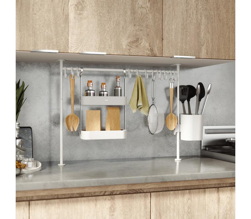 Umbra Anywhere Kitchen Tension Organizer