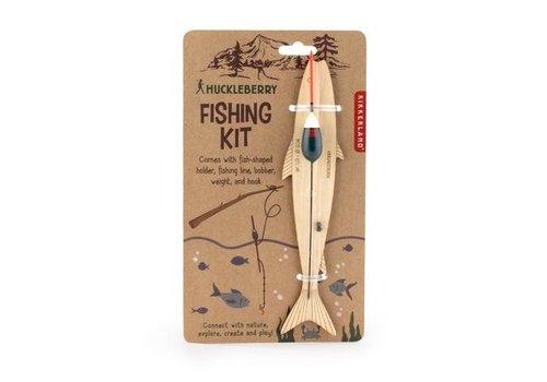 Kikkerland Kikkerland Huckleberry Fishing Kit