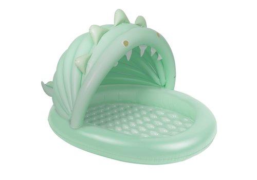 Sunnylife Sunnylife Kiddy Opblaasbaar Zwembad Dino
