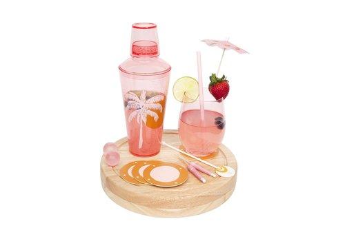Sunnylife Sunnylife Cocktail Essentials Kit Desert Palms