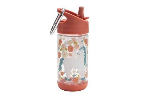 Sugarbooger Sugarbooger Flip & Sip Drinking Bottle Unicorn