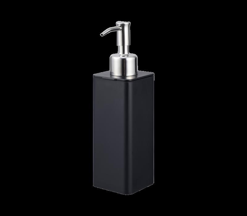Yamazaki Tower Soap Dispenser Black