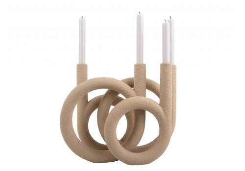 Present Time Present Time Candle Holder Rings