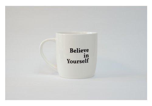 Arthur & Gusti Arthur & Gusti Mug Believe In Yourself