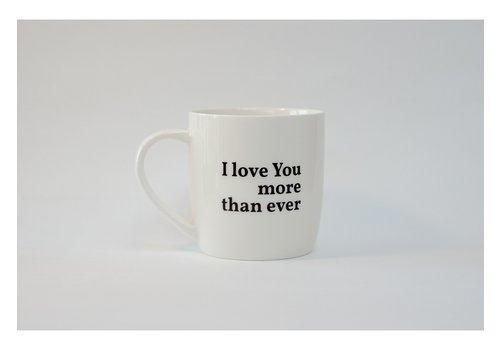 Arthur & Gusti Arthur & Gusti Mug I Love You More Than Ever