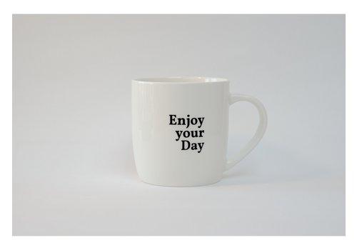 Arthur & Gusti Arthur & Gusti Mug Enjoy Your Day