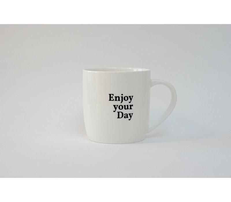 Arthur & Gusti Mug Enjoy Your Day