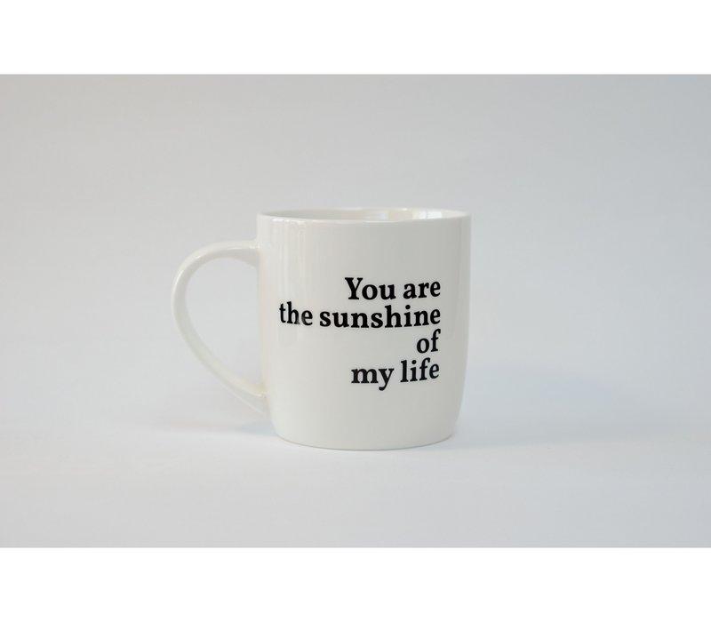 Arthur & Gusti Mug You Are The Sunshine Of My Life