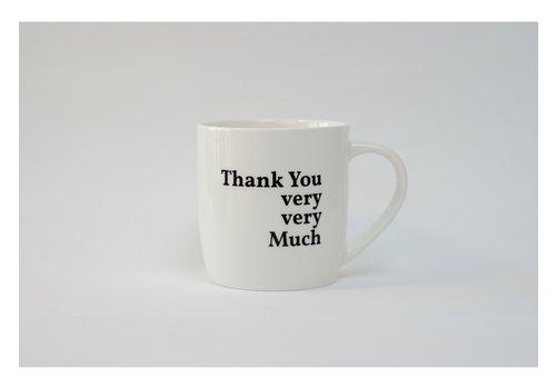Arthur & Gusti Arthur & Gusti Mug Thank You Very Very Much
