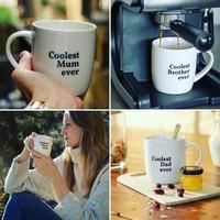 Arthur & Gusti Mug Coolest Mum Ever
