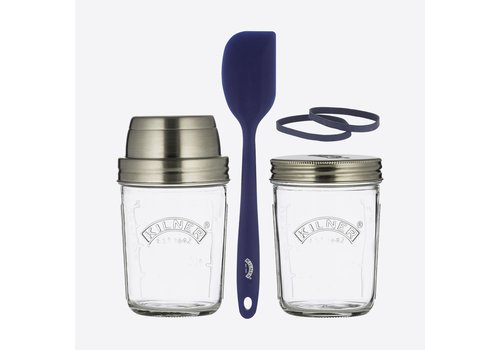 Kilner Kilner Glass Sourdough Starter Set