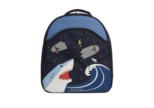 Jeune Premier Jeune Premier Backpack Ralphie  Sharkie