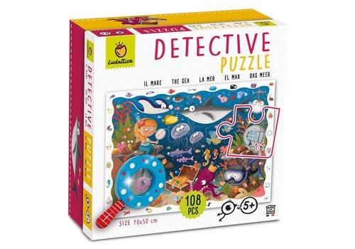 Ludattica Ludattica Detective Puzzel Onderwaterwereld 108 st