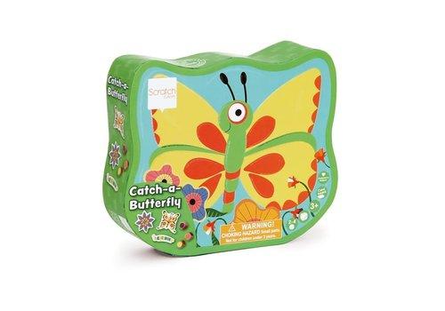 Scratch Scratch Mini Game Catch-A-Butterfly