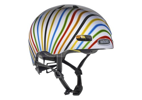 Nutcase Nutcase Helmet Little Nutty Candy Coat S