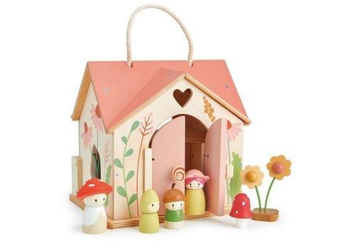 Tender Leaf Toys Tender Leaf  Poppenhuis Chalet Rosewood