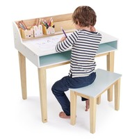Tender Leaf Desk and Chair