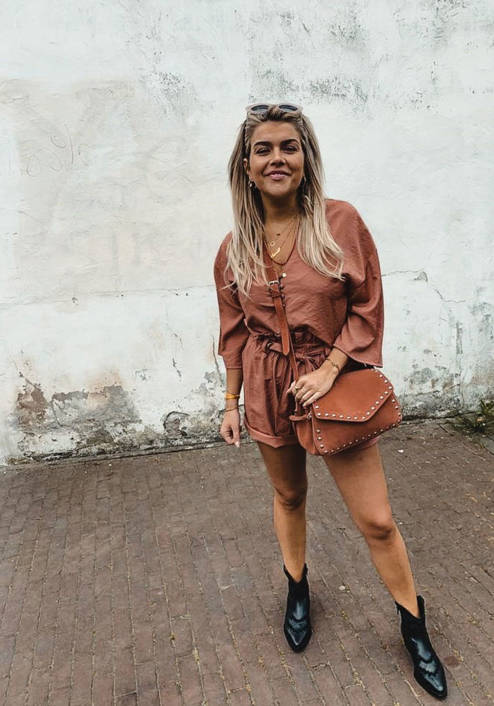 Emily -  Blouse