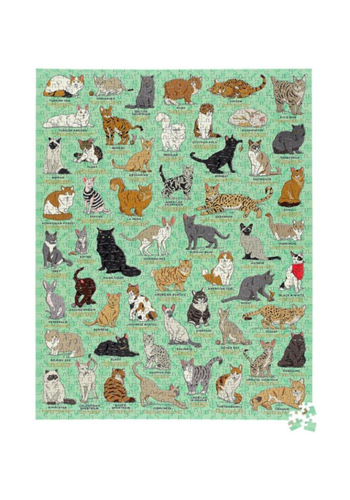 Ridley's - Katten Legpuzzel