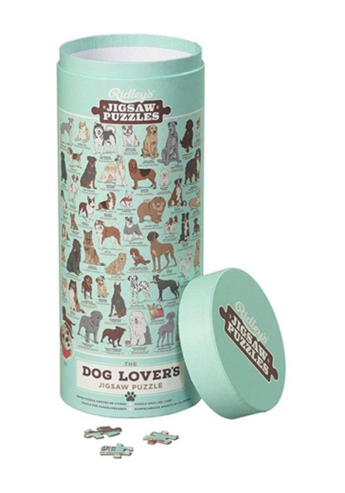 Ridley's - Honden legpuzzel