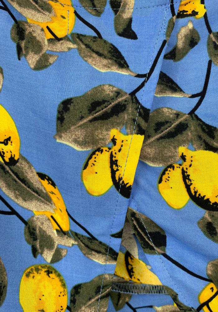 Lemon - Crop Top