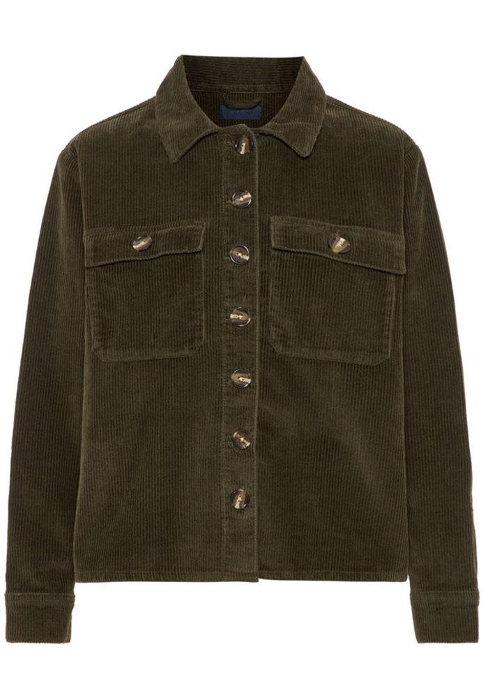 Hally - Corduroy Jacket