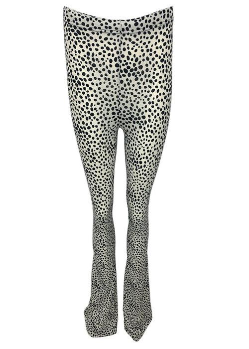 Cheetah - Flared Pants