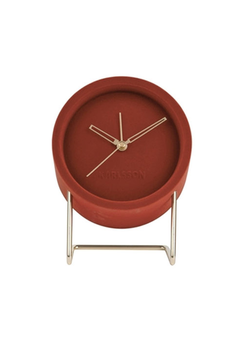 Trends & Trade Lush Brown - Alarm Clock
