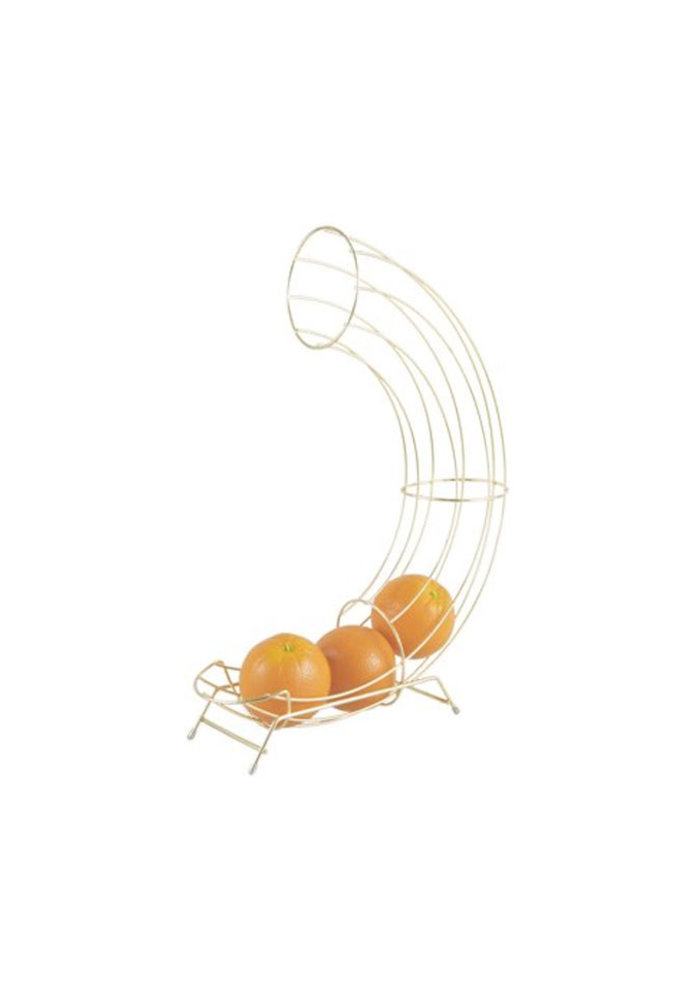Orange Holder - Gold