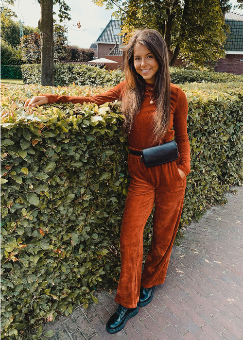 Holly - Wide Corduroy Pants
