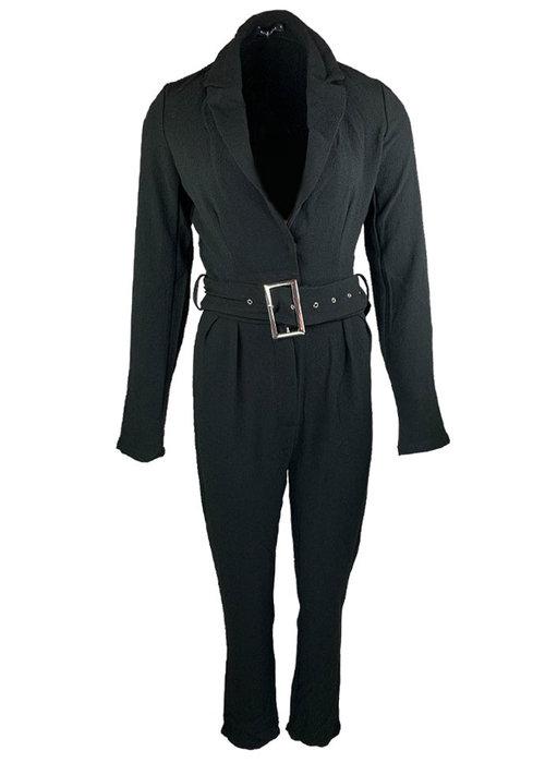 Ofelia - Belt Jumpsuit