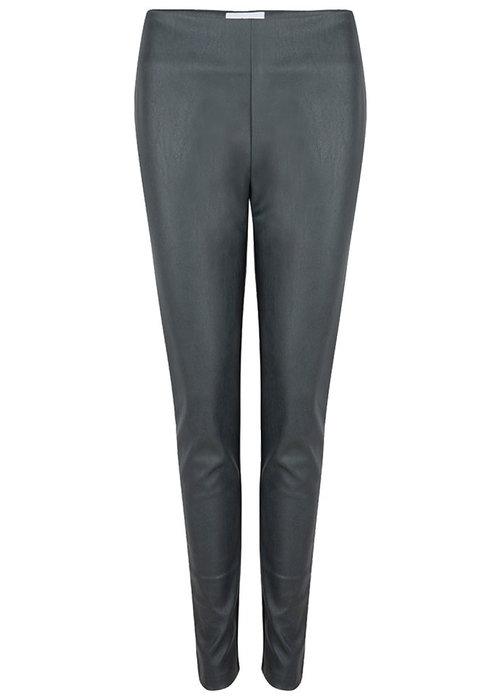 Blake Seven Faux Leather Green - Pants