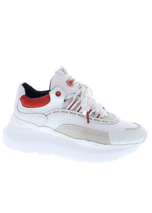 Bronx - Grayson  Off white sneaker