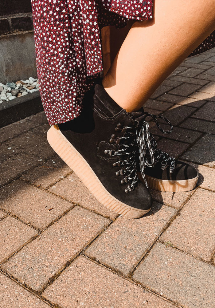 Halima Suede -  Boot