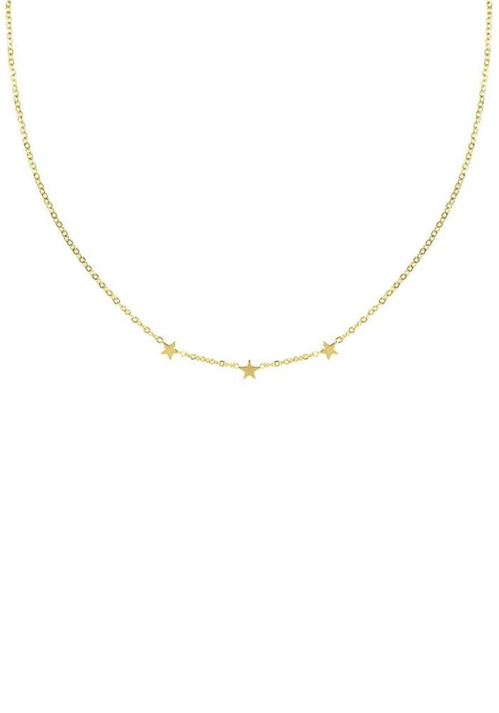 My Jewellery - Ketting 3 sterren