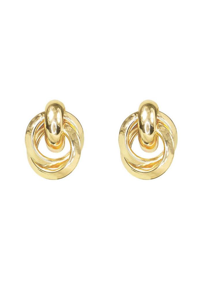 My Jewellery - Oorhangers gemixte ringen