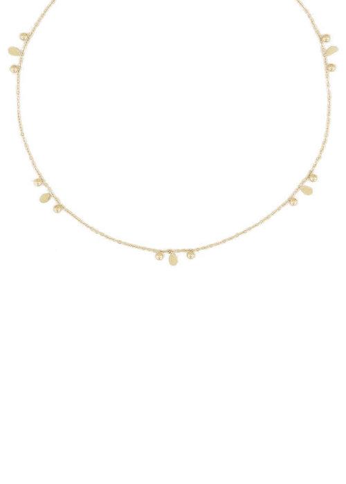 My Jewellery - Ketting druppeltje en bolletje