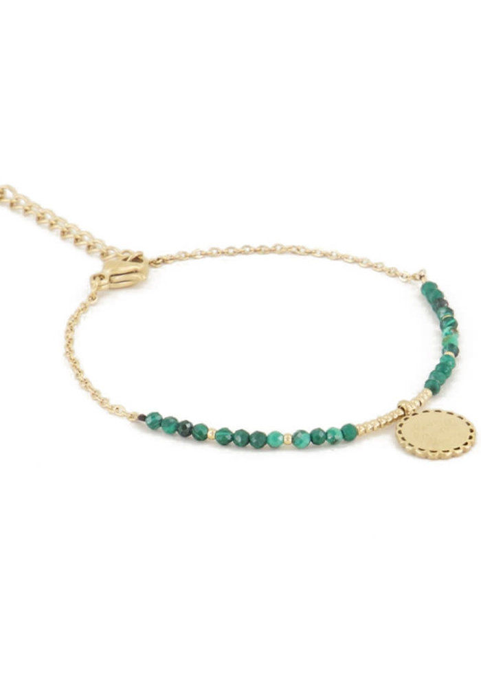 My Jewellery - Armband Bedel & Malachite