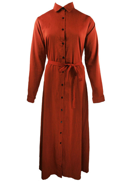 Marlie Maxi Blush Dress