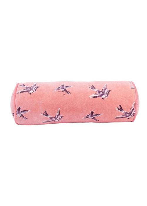 Trends & Trade Swinging bird roze- Bolster