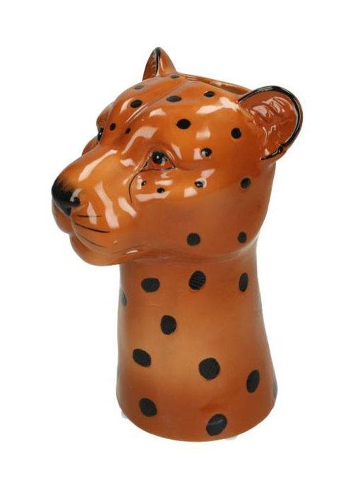 Trends & Trade Leopard Vaas