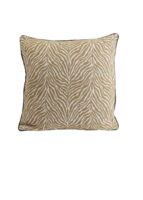 Trends & Trade Zebra bruin/wit -  Kussen