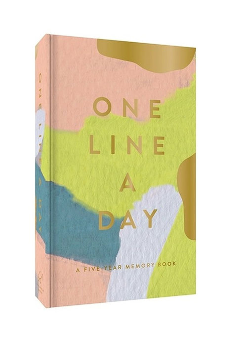 Trends & Trade One Line a day - Multicolour