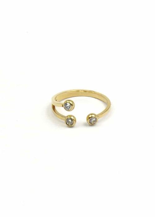 Zag Bijoux ZAG- Ring Delicate shine
