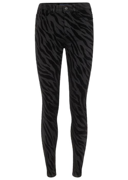 Velvet Zebra - Pants
